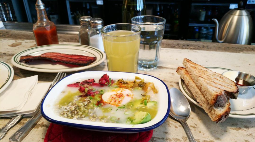 breakfast bowl (a shuflix local adventure / things to do in philly)